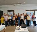 """Трета експертна среща по Работен пакет 3 """"Оценка на заливни равнини"""" – гр. Любляна, 18-19 юни 2019 г."""