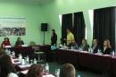 Първа парламентарна сесия на Младежки воден парламент