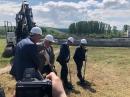 Започна реконструкцията на пречиствателната станция по проекта за Водния цикъл Плевен – Долна Митрополия