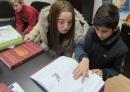 Млади еколози са първите посетители на Информационния център на БДДР