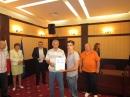 Басейнова дирекция – Плевен награди участниците в конкурса за лого