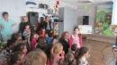 Час по екология в Музея в Деня на водата