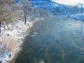 В резултат на снеготопене и валежи се очакват краткотрайни повишения на речните нива