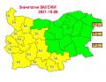 На 08.10 в резултат на валежи на места се очакват повишения на речните нива
