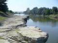 Водните количества на повечето от наблюдаваните реки в страната са около и над праговете за високи води